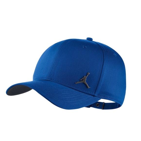 bb01d16e Nike Accessories | Jordan Classic99 Metal Jumpman Adjustable Hat ...